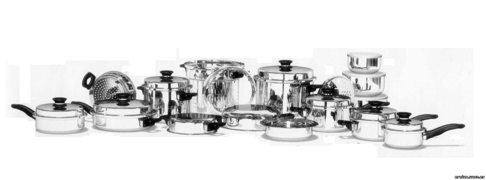 Menaje bater a de cocina menaje cat logo de for Productos de menaje